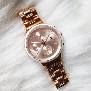 Tommy Hilfiger horloge Carly