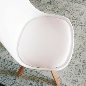 Eames look-a-like stoel eetkamerstoel