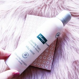 Kneipp Douche foam Silky Secret