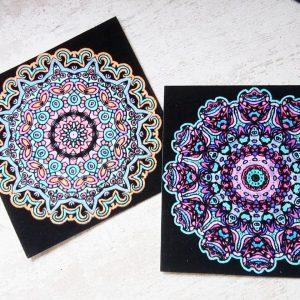 Velvet Mandala kleurplaat kleuren voor volwassen budgettip action