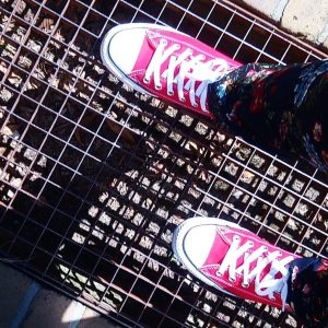 Converse All Stars Red Sneaker Footway