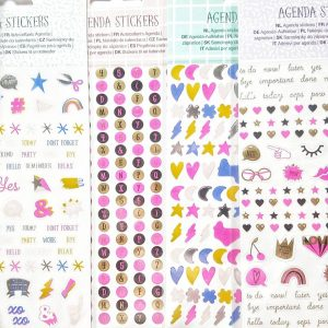 Action Stationery Stickers Goedkoop