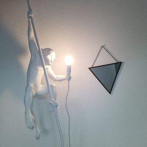 Hanglamp 'The Monkey' van Seletti Directlampen.nl