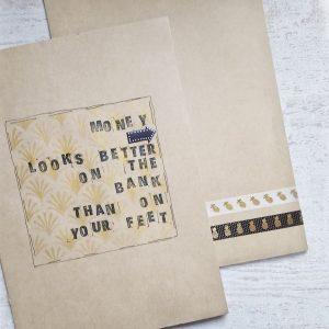 DIY Schriften Pimpen Back To School 2018-2019 creatief met action