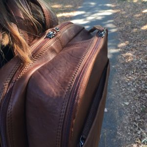 Chesterfieldbags.nl The Chesterfield Brand Leren Rugtas