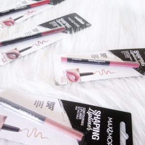 Max & More lipliners Action