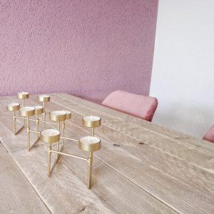 Steigerhouten Eettafel