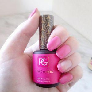 Pink Gellac Felicity