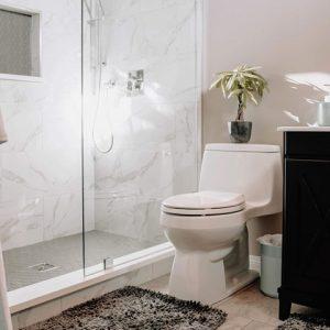 Toekomstige badkamer