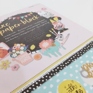DecoTime Crafts luxe paper blocks
