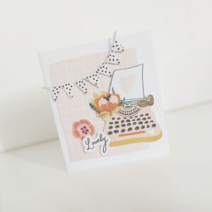 Zomerse luxe paper blocks
