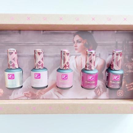 Boudoir Charm Pink Gellac