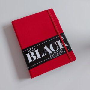 Mijn Black Journal Red Velvet