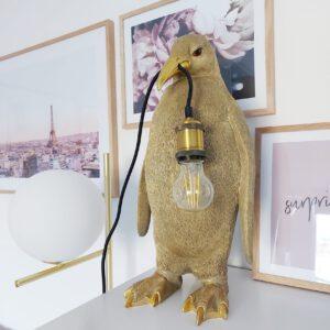 Dierenlampen Pinguïn lamp
