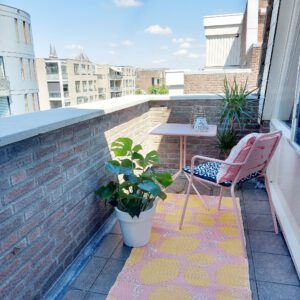 Tuininspiratie balkon make-over