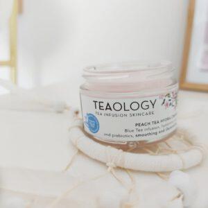 VEGAN skincare Teaology Peach Tea Hydra Cream