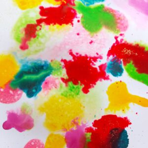 DecoTime Crafts glitter alcohol inkt van Action review