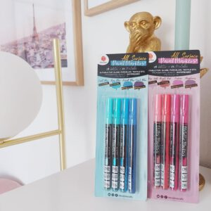 Action paint markers review