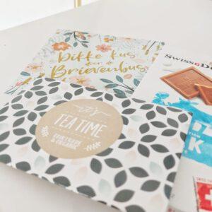 Kaart + cadeau