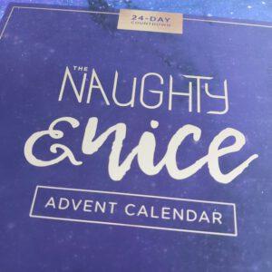 Naughty Nice adventcalendar
